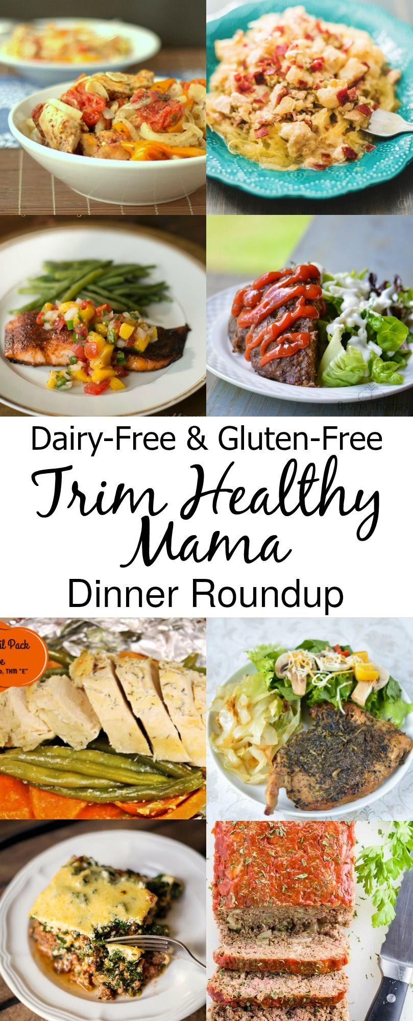 Health dinner dairy free