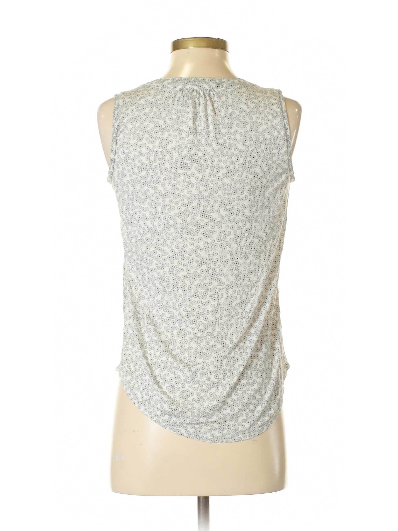 3dd9529a Sleeveless Blouse | Products | Sleeveless blouse, Blouse, Ann taylor ...