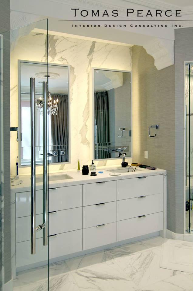Modern Master Ensuite Ensuite Bathroom Designs Modern Bathroom Design Bathroom Design Black