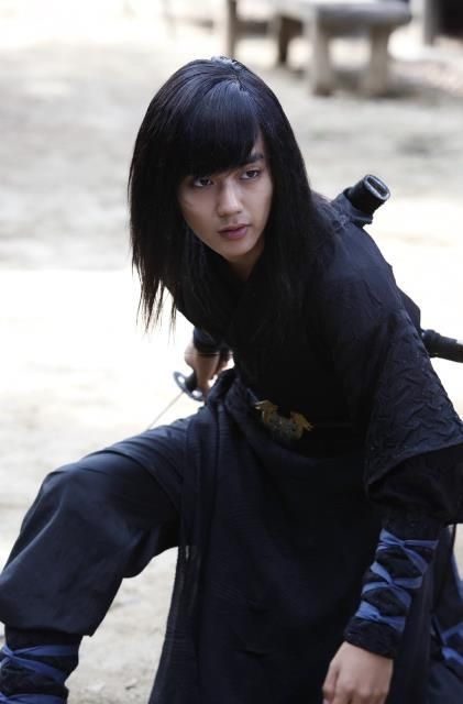 Pic Of Warrior Baek Dong Soo Behind The Scene Photos In