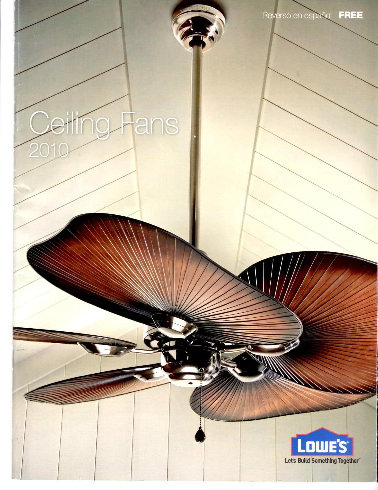 Harbor Breeze Ceiling Fan Catalog