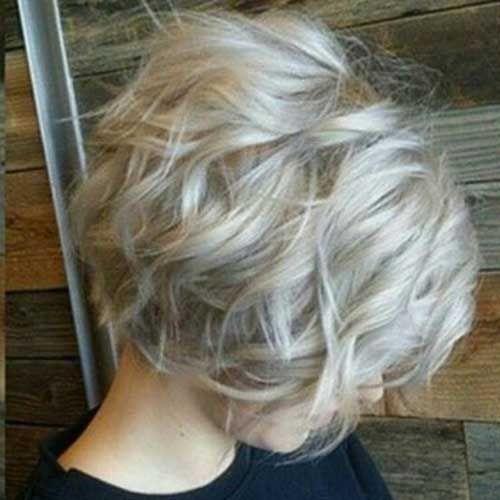 Krótkie Fryzury Dla Kobiet Po 30 Odważ Się Hair Hair Wavy Bob