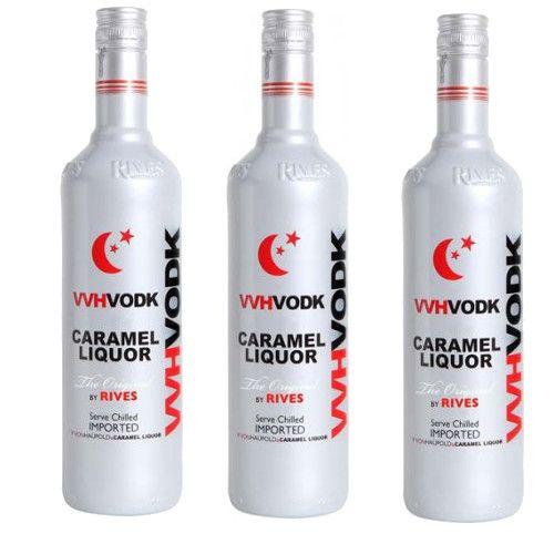 Liqueur Vodka Caramel Volkoff 70 Cl 18º - LOT DE 3