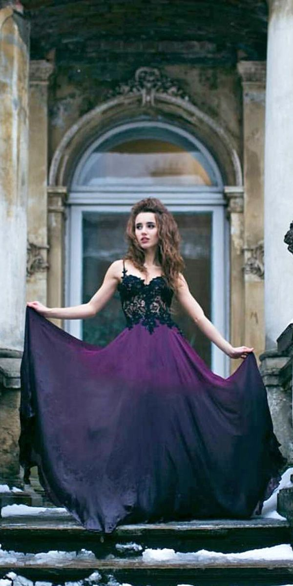 21 Gothic Wedding Dresses Challenging Traditions Mode