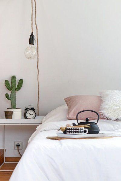 Farbinspiration Der Woche: 8 Ideen Fürs Wohnen Mit Rosa Schwarz | # Schlafzimmer | Pinterest | Room Ideas, Room And Interiors