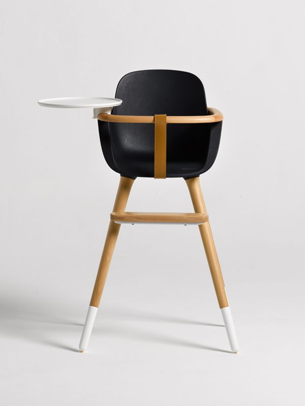 Delicieux Ergonomic High Chair With Ecological Materials. Designed To Give A  Comfortable Seat For The Baby.