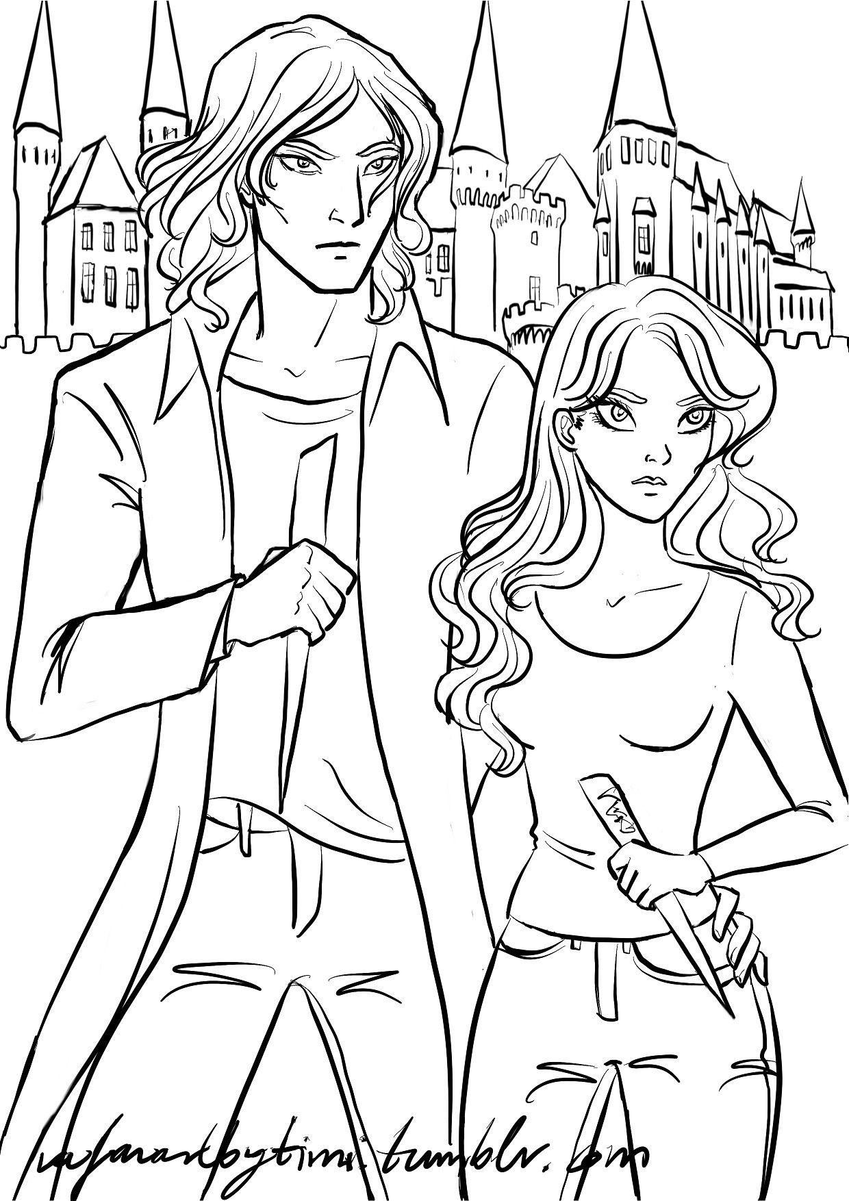 Vampire Academy Fanart By Timi Vampire Academy Vampire Academy Books Vampire Academy Rose
