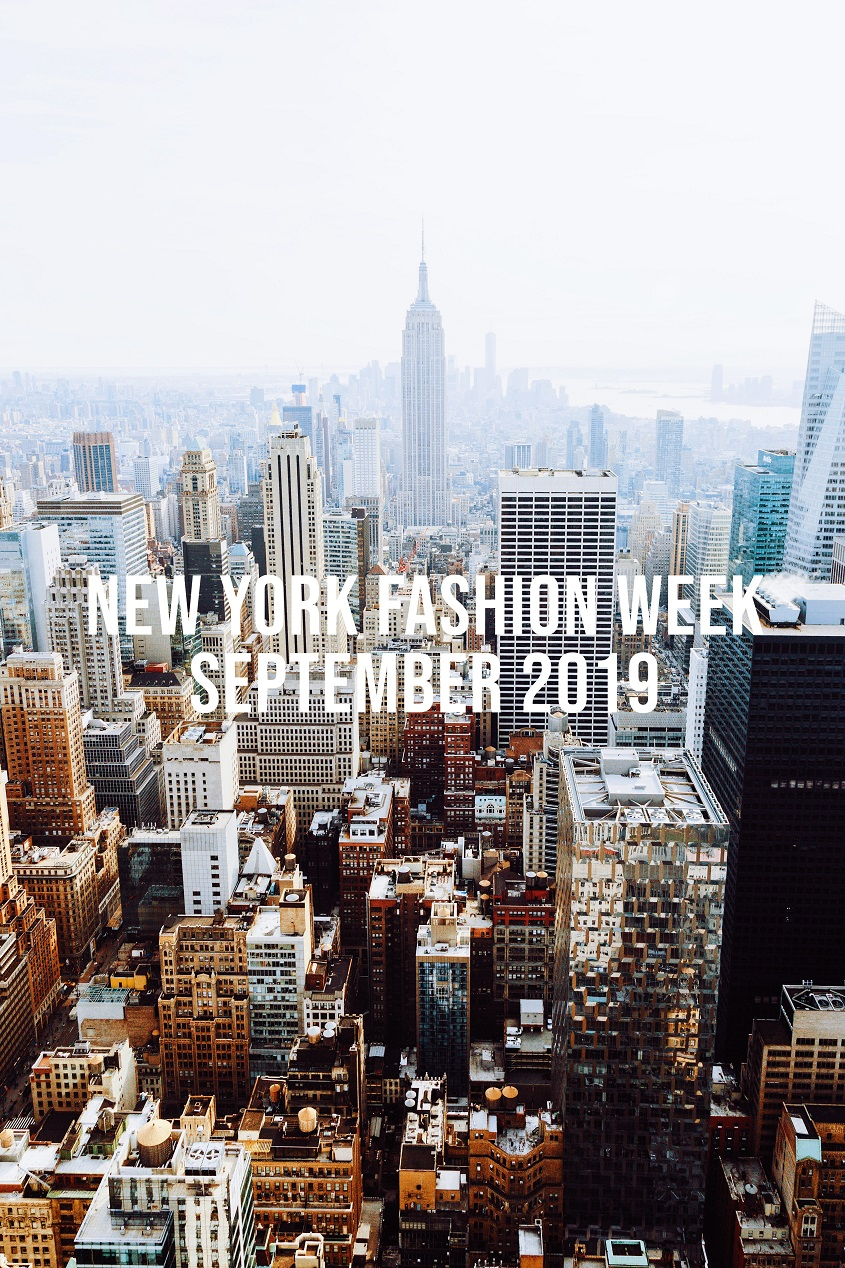 Nyfw September 2019 New York City Guide Places To Travel Travel