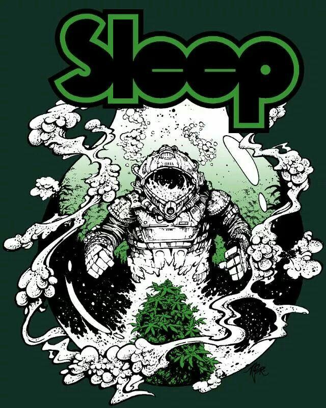 w33daddict #ArikRoper | Psych Stoner Doom | Sleep band