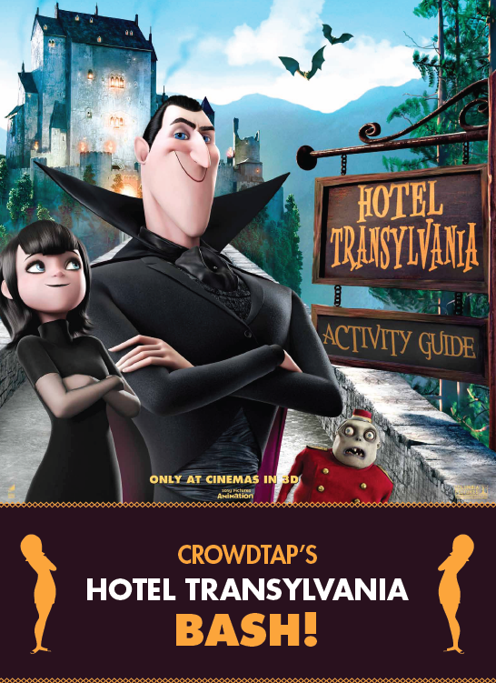 Hotel Transylvania Party Kit: Crowdtap