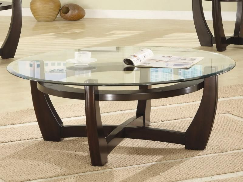 Coster Living Room Inspiration Round Table Set | Living Room Table ...