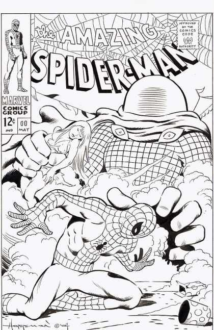 Original Cover Art 200 249 Superhero Coloring Pages Spiderman Coloring Coloring Books