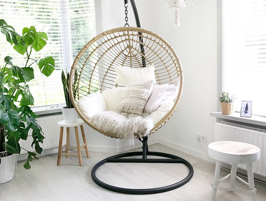 Hangstoel Egg Chair.Egg Chair Rotan Awesome Outdoor Tuin Rotan Ei Stoel Rotan Stoel