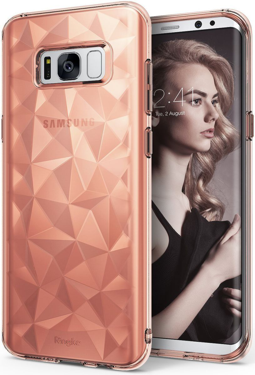 Ringke Air Prism Samsung Galaxy S8 Cover Rose Gold Ebay