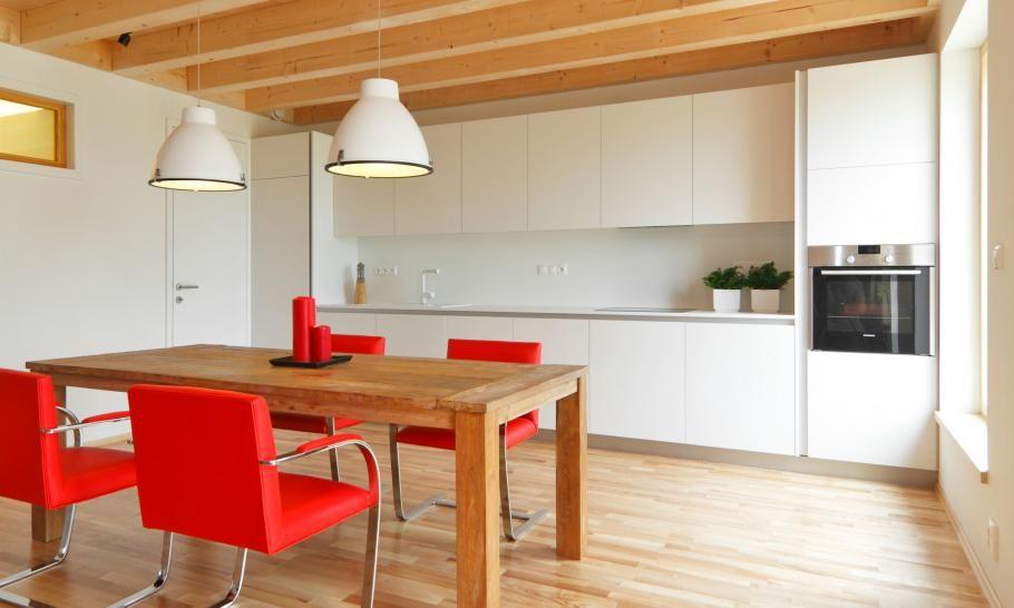 Pasívny drevodom Ecocube, Čunovo | RULES Architekti