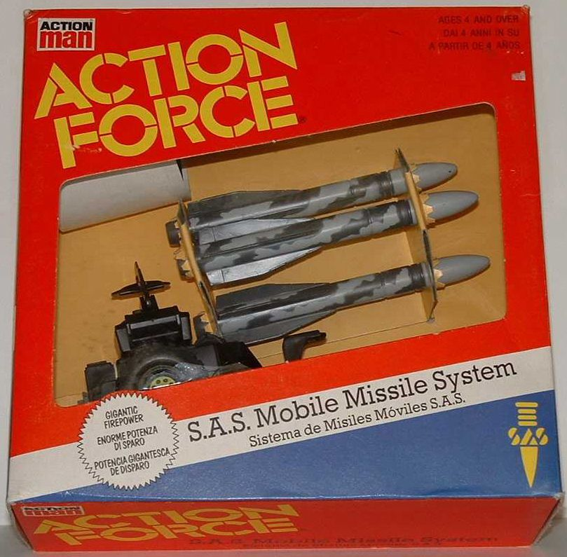 Mobile Missile System Toys Swiss Army Knife Swiss Army