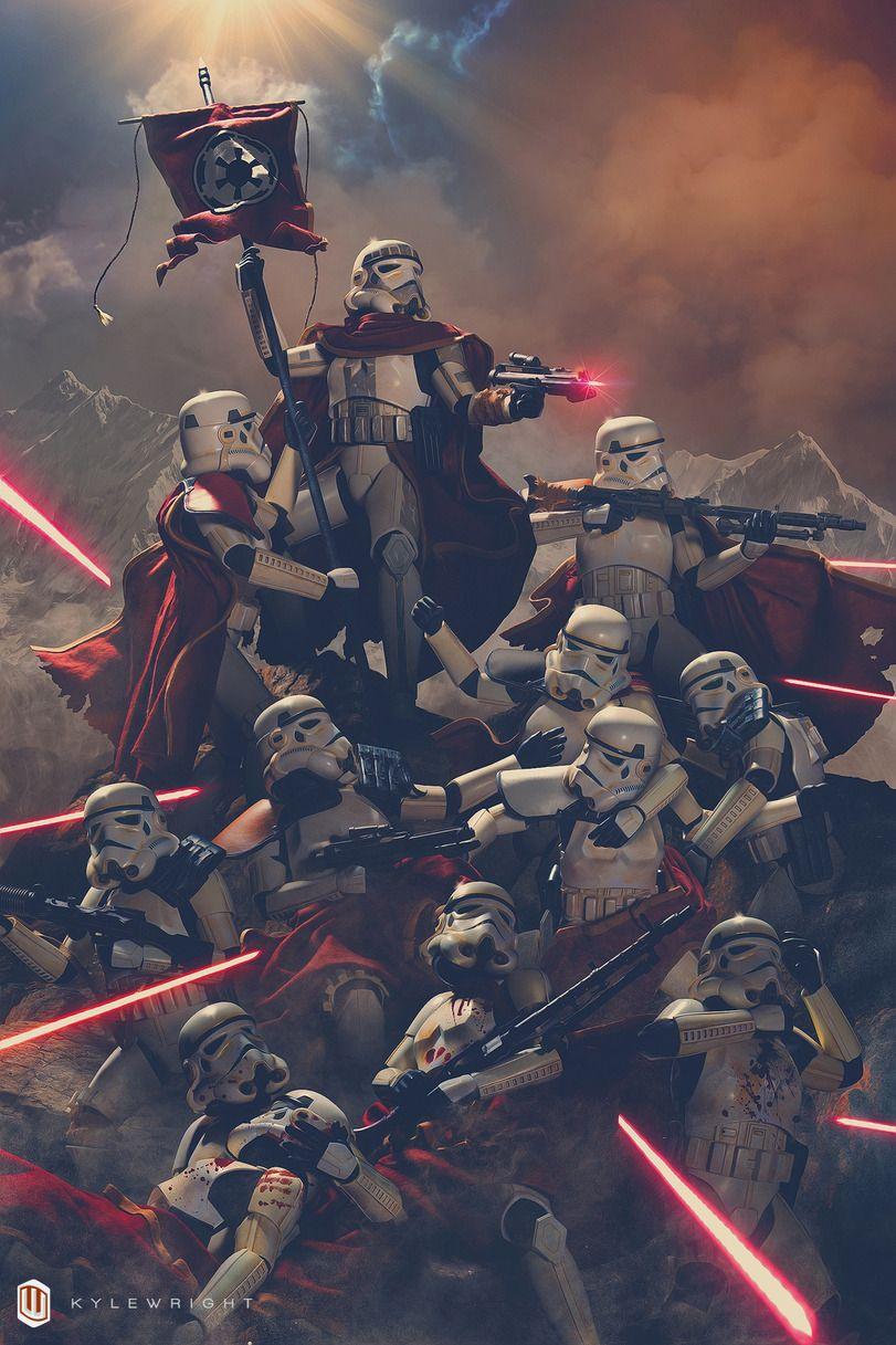 Star Wars Forever Star wars pictures, Star wars artwork