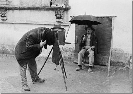 Fotógrafo ambulante