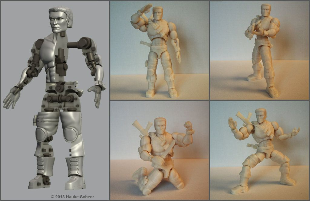 photograph about 3d Printable Figures named 3D Printing Phase Statistics Is This The Upcoming Of The Toy