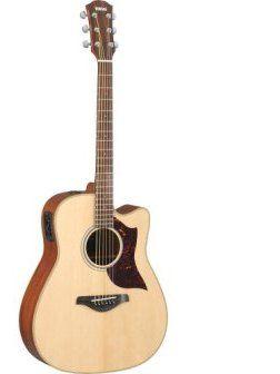 Yamaha A1m Guitar Review Acoustics Under 1000 Review Series Guitar Reviews Acoustic Electric Guitar Guitar