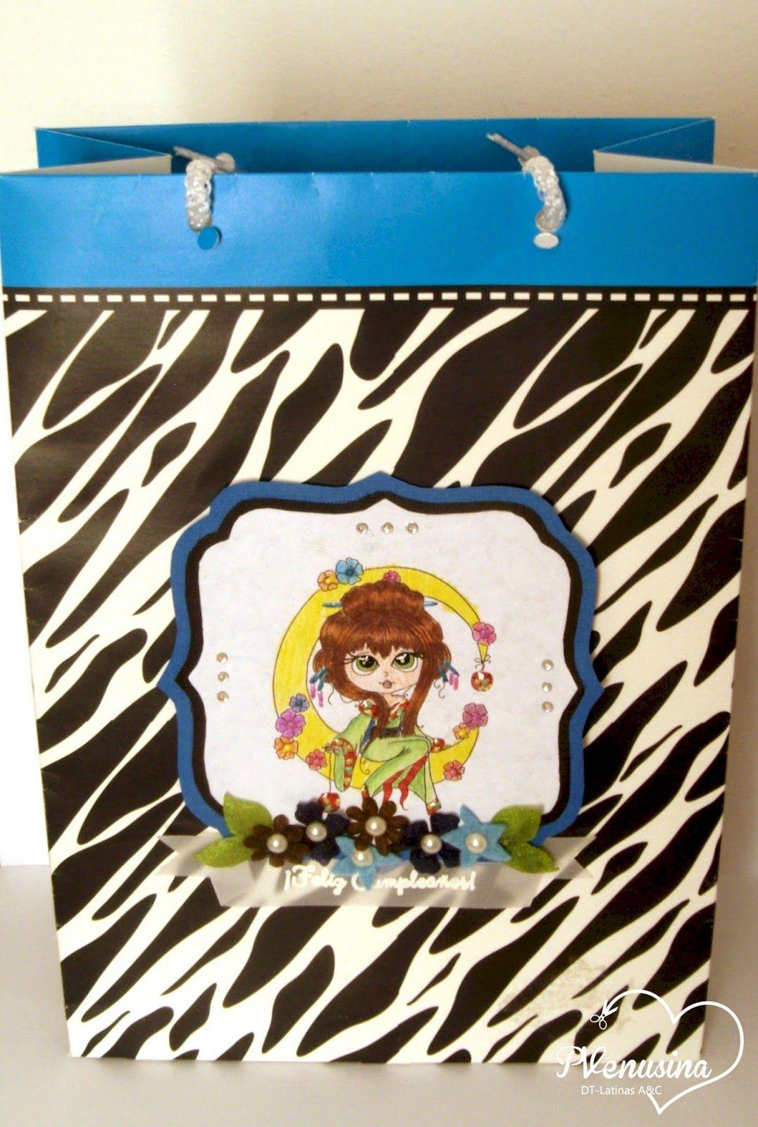Latinas Arts and Crafts: Reto # 7 Animal Print
