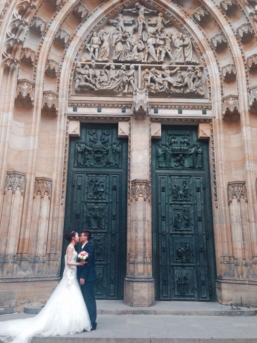Casamiento en Praga