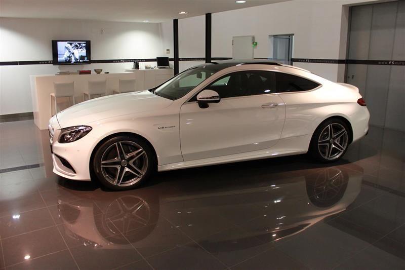 descuento mejor valorado hermoso estilo venta profesional Venta de segunda mano Mercedes AMG C 63 COUPE - venta coches ...
