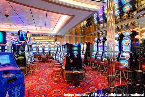 Royal Caribbean planning to update casino rewards program