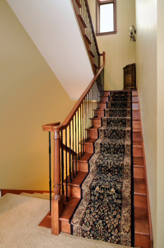 Best How A Stair Runner Can Add To Your Home Oriental Rugs 400 x 300