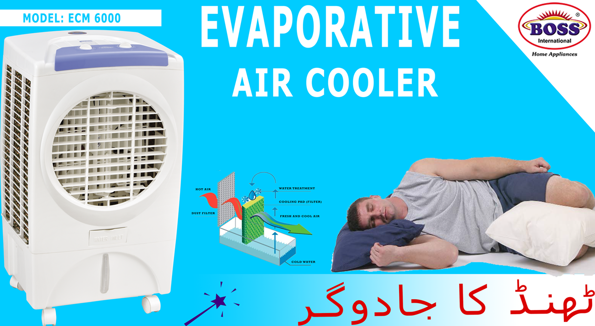 Pin by BOSS Home Appliances on BOSS air coolers | Pinterest
