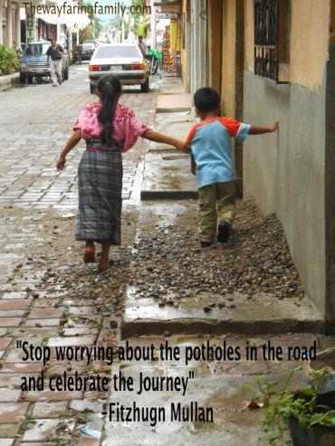 Potholes quote