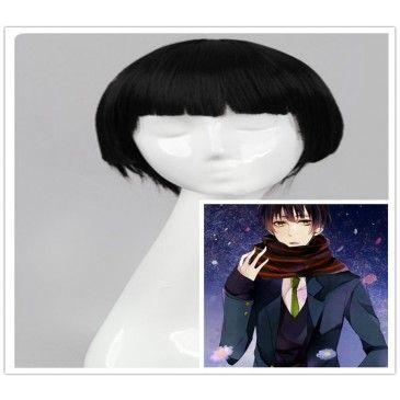 Beyond the Boundary Hiroomi Nase cosplay Halloween wigs