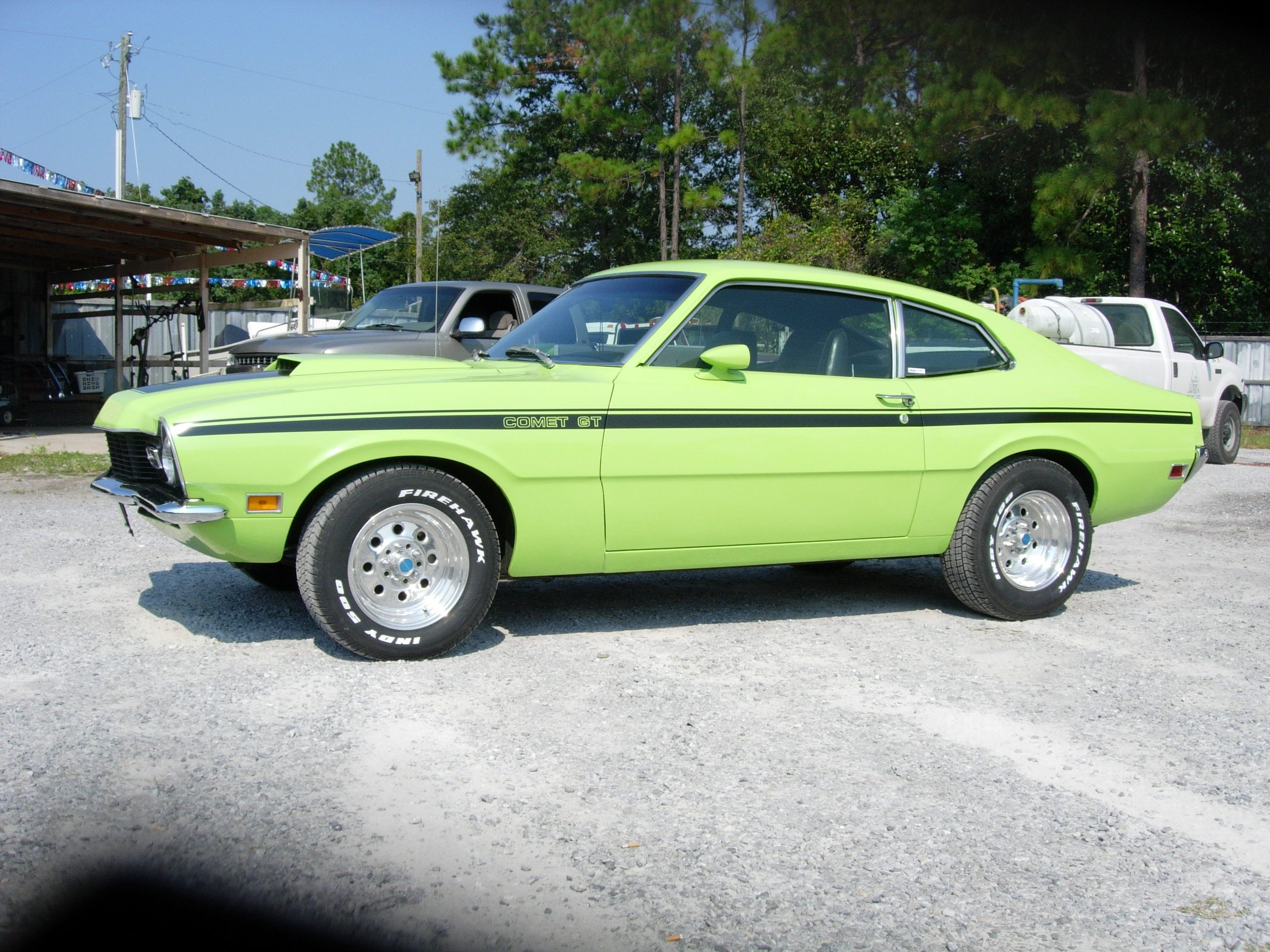 cars of the 70's pics | help with 70's comet please. - ford muscle