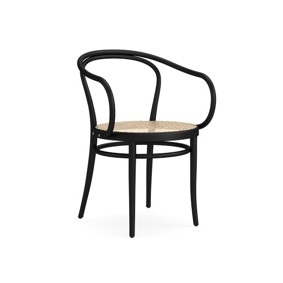 Ton 30 Caned Dining Armchair Williams Sonoma Dining Chairs Buy Side Chairs Dining Dining Arm Chair