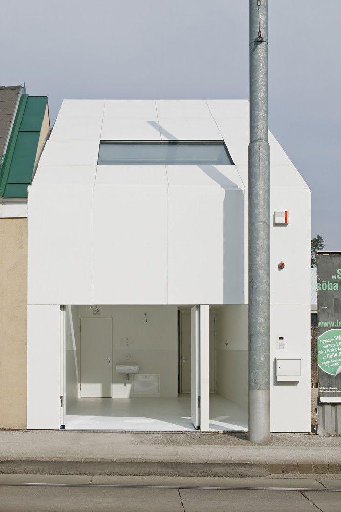 Gallery of CJ5 House / Caramel Architekten - 12 Façades, Maison de