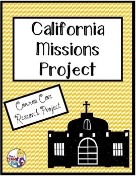 California missions project for 4th grade students social studies california missions project for 4th grade fandeluxe Gallery