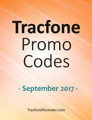 new promo codes for tracfone for the month of september