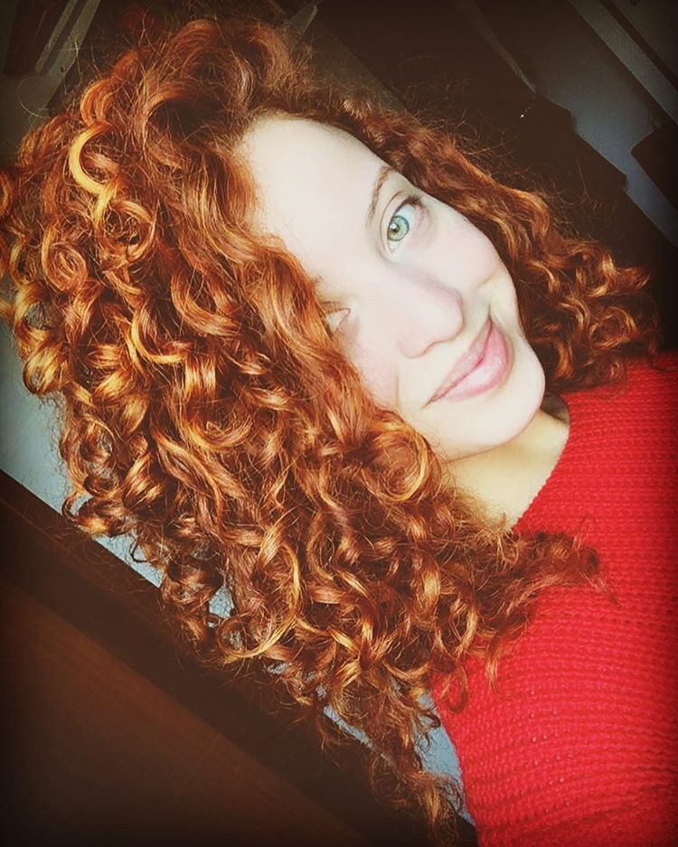 Ver esta foto do Instagram de @nssoares • 200 curtidas redhead curly hair ginger curls cachos ruivos