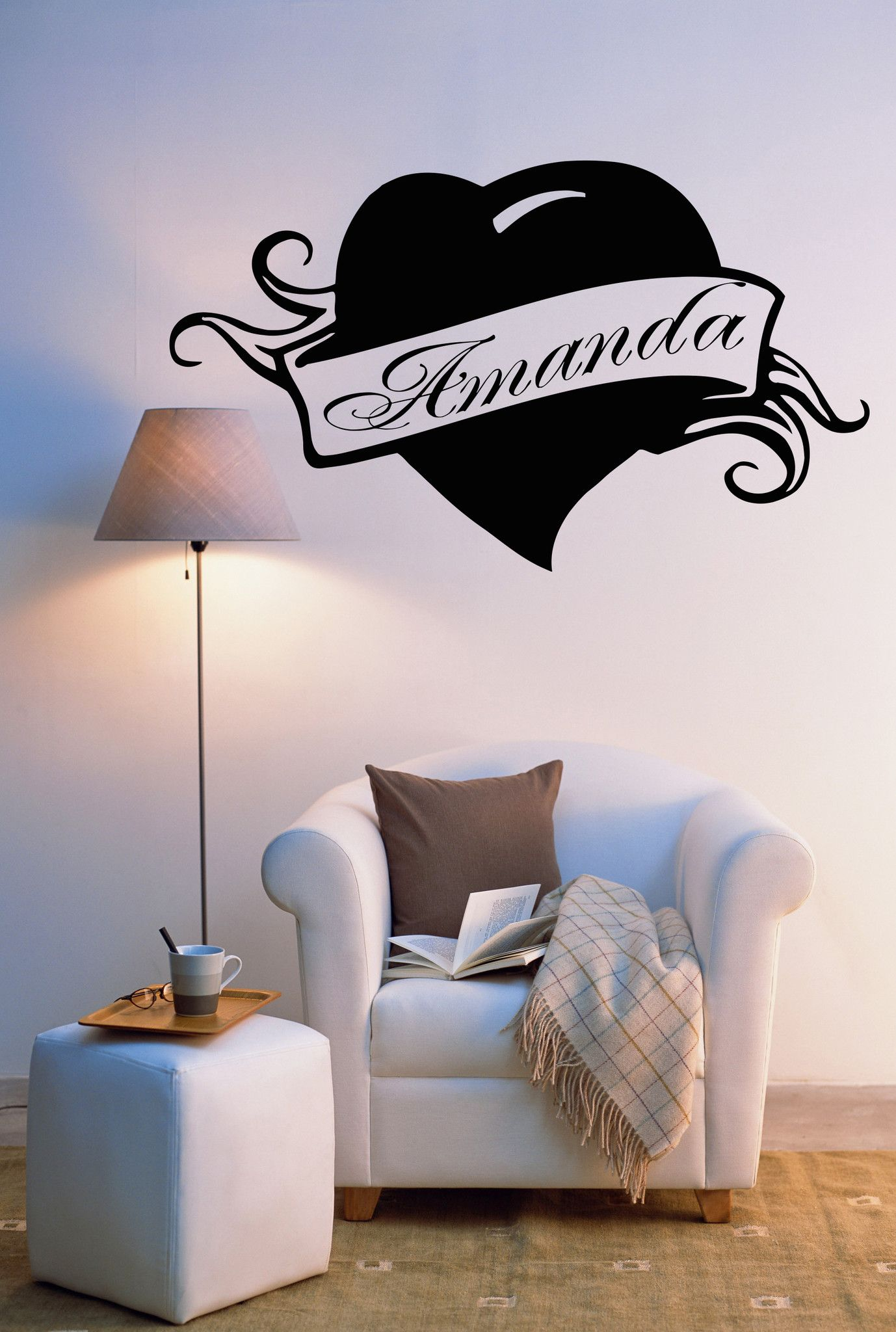 41+ Letter wall decor stickers trends