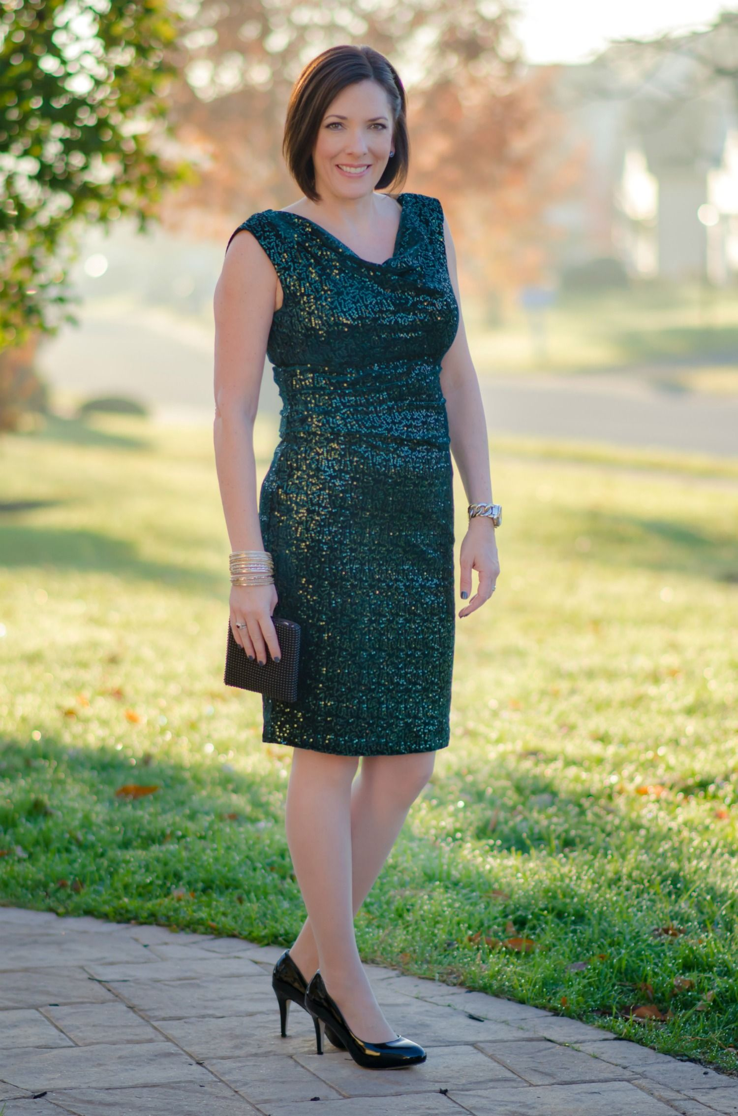 61afba8437d56 Holiday Party Dress from @RossStores #RossBargainHunter *In partnership  with Ross Dress for Less #RossBargainHunter