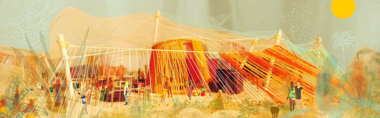 Gallery of Bee Breeders Reveal Winning Designs for a LGBT Youth Asylum Center in Uganda - 17