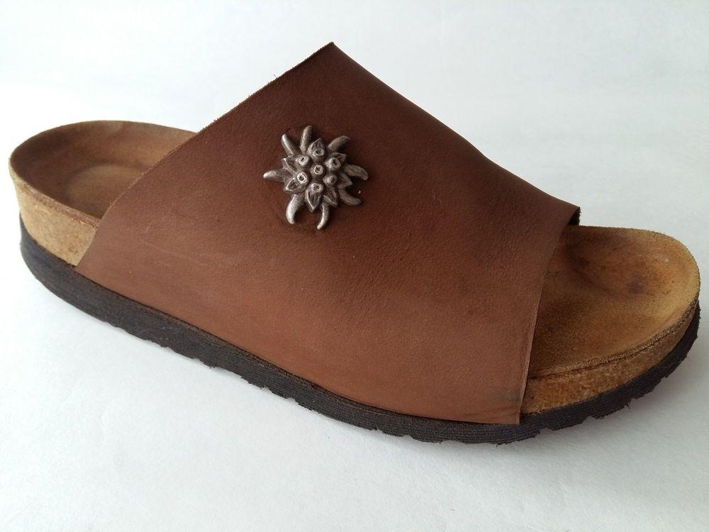Unbranded Medium Tan Brown Flip Flop Sandals