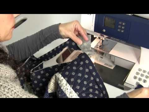 Joining the Ends of a Binding -- What a SUPER EASY way to join a ... : joining quilt binding - Adamdwight.com