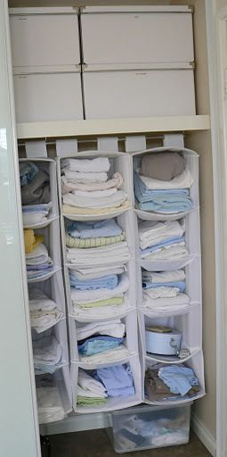 Series Of Hanging Closet Organisers Is A Smart Space Maximiser.