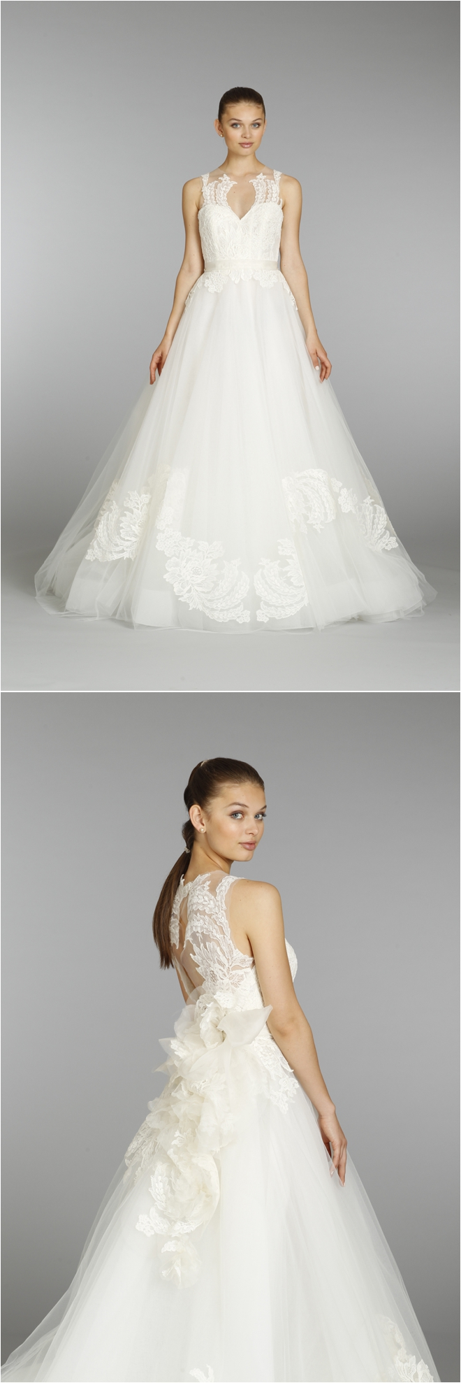 Wedding dresses gone wrong  One of our favorites from Lazarous Fall  collection Canut go