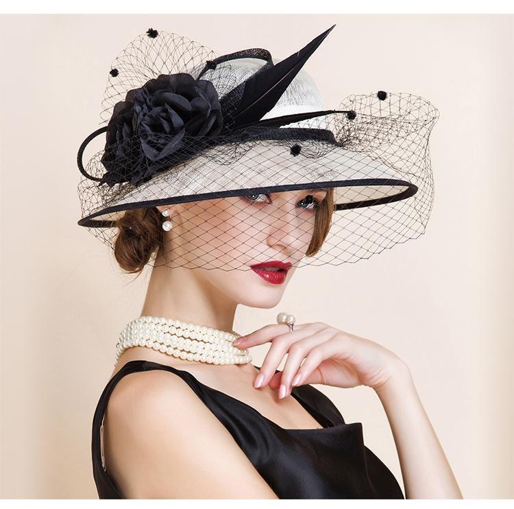Pin On Fabulous Ladies Hats And Fascinators