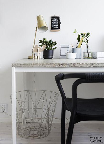 työpöytä,työhuone,pöytä,betoni,tee-se-itse,keittiö,lastenhuone