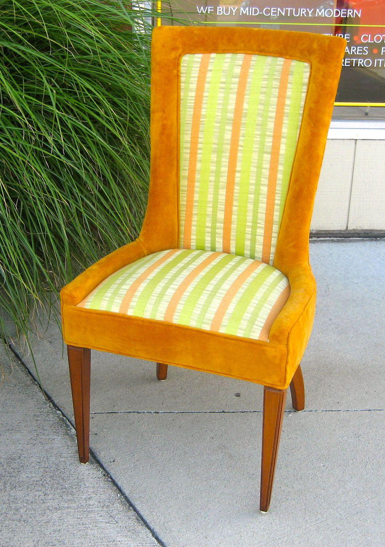 Hollywood Regency Club Chair