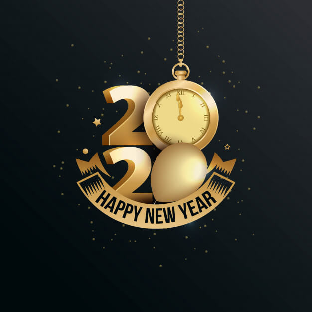 500 Best Happy New Year 2020 Wallpaper, Background Images