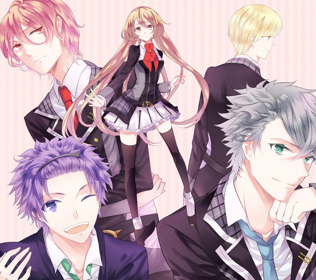 Resultado de imagen para starry sky anime Anime, Anime